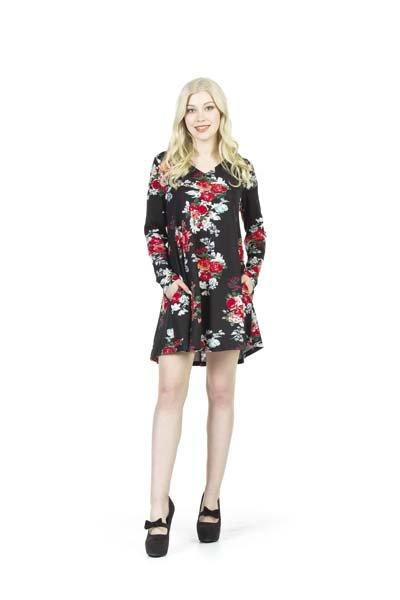 Papillon Billie Floral Sweater