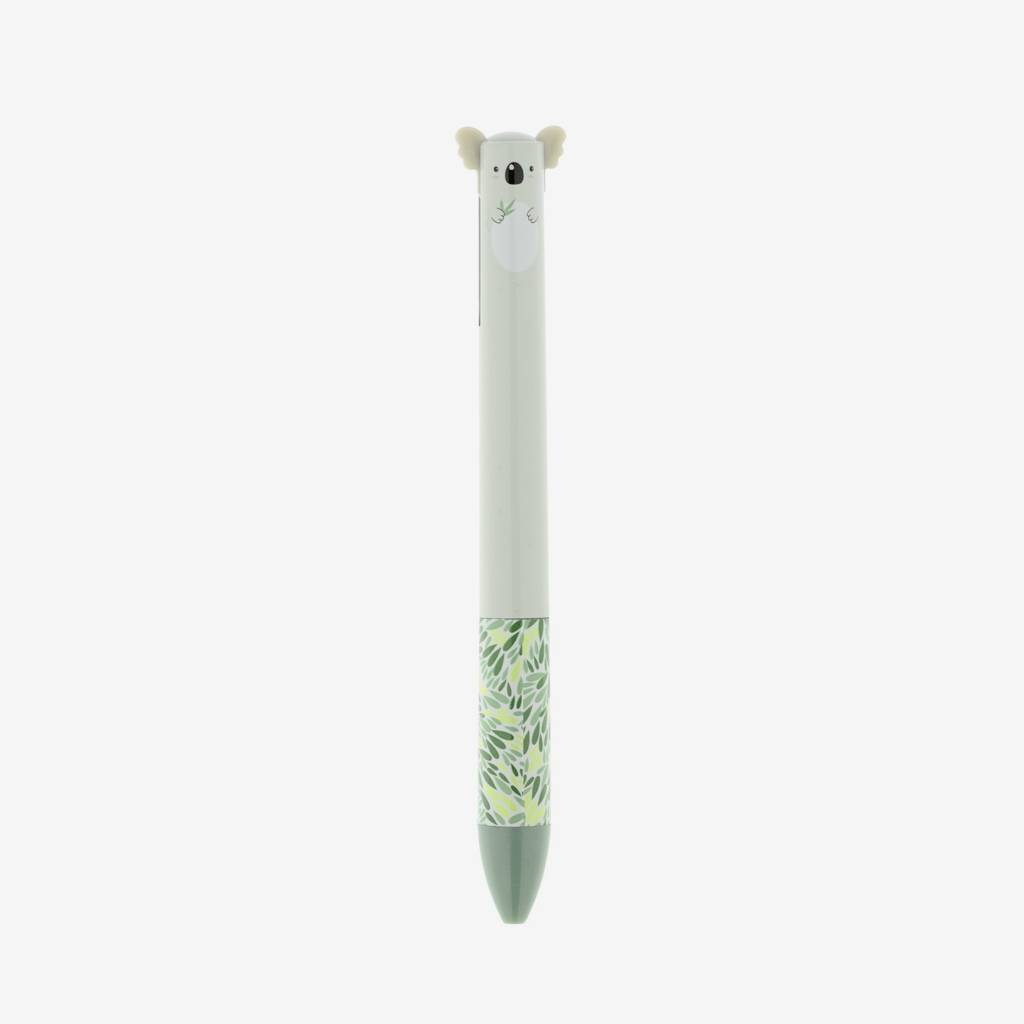 Legami Pen- Click & Clack 2 colour