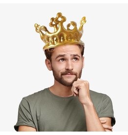 Legami Party King Inflatable Crown