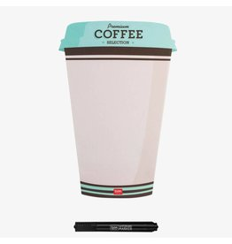 Legami Coffee White Board