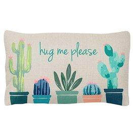 Karma Lumbar Pillow- Cactus