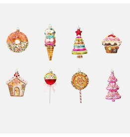 180 Degrees Sweets Ornaments