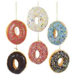 Kurt Adler Doughnut Ornament FINAL SALE