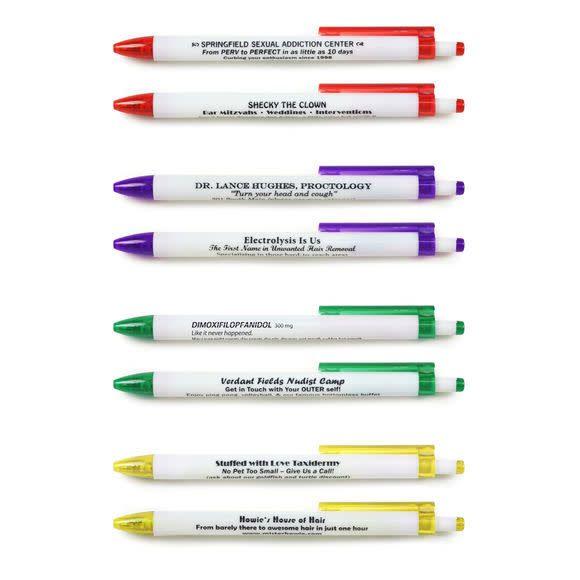 Fred Borrow My Pen