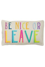 Wit Pillow- Leave