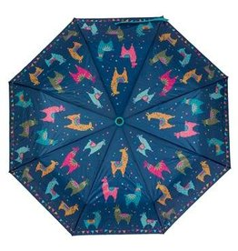 Karma Travel Umbrella- Llama