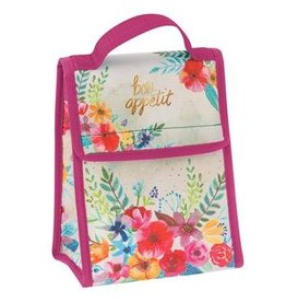 Karma Lunch Sack- Floral