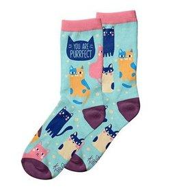 Karma Socks- Cats