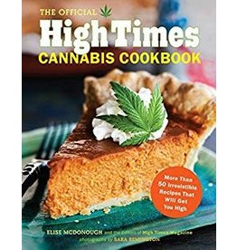 Raincoast Books High Times Cannabis Cookbook