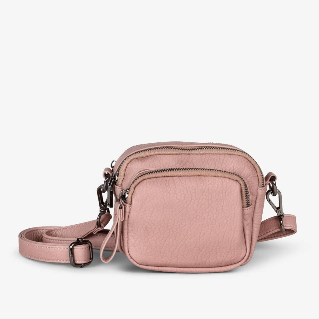 CoLab Greta Triple Zip Crossbody (More Colours Available)