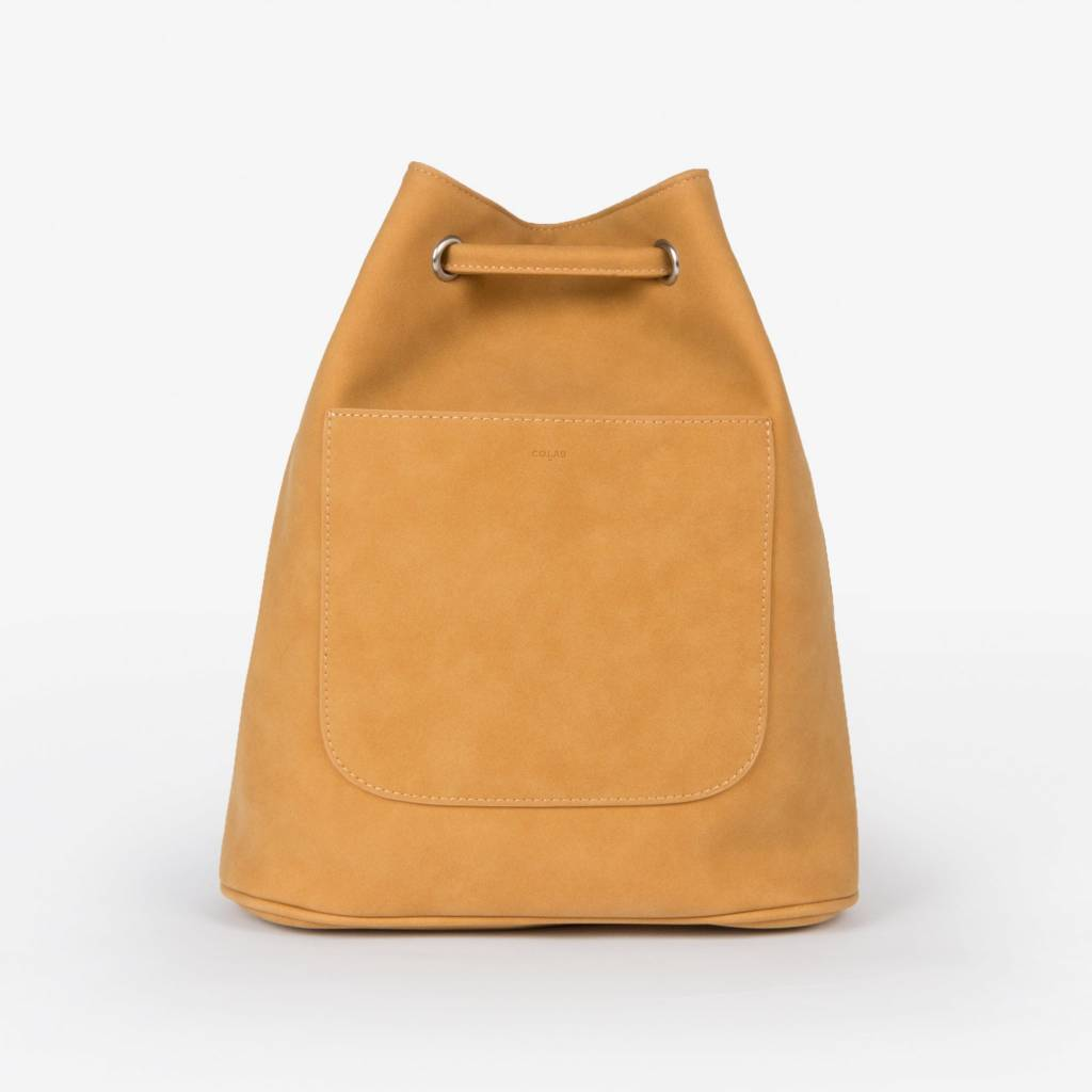 CoLab Jayne Drawstring Backpack(More Colours Available))