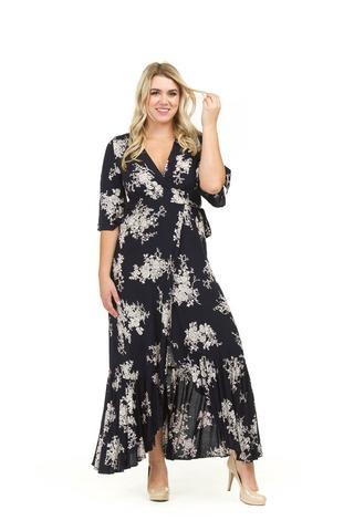 Papillon Camryn Wrap Dress