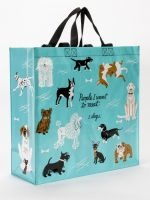Blue Q Shopper- People to meet: Dogs