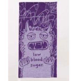 Blue Q Dish Towel-Low Blood Sugar