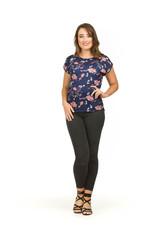 Papillon Aubrey Burnout Shirt