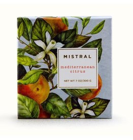 Mistral Bar Soap - 200 g. Box Seasonal (More Scents Available)