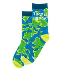 Wit Socks- Travel Junkie