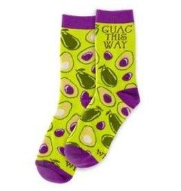 Wit Socks-Avocado