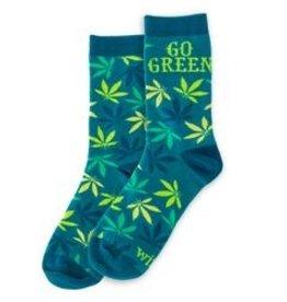 Wit Socks-Weed