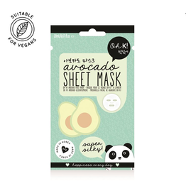 oh K! Sheet Mask- Avocado