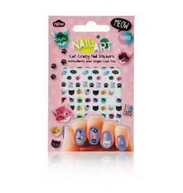 NPW Cat Nail Stickers
