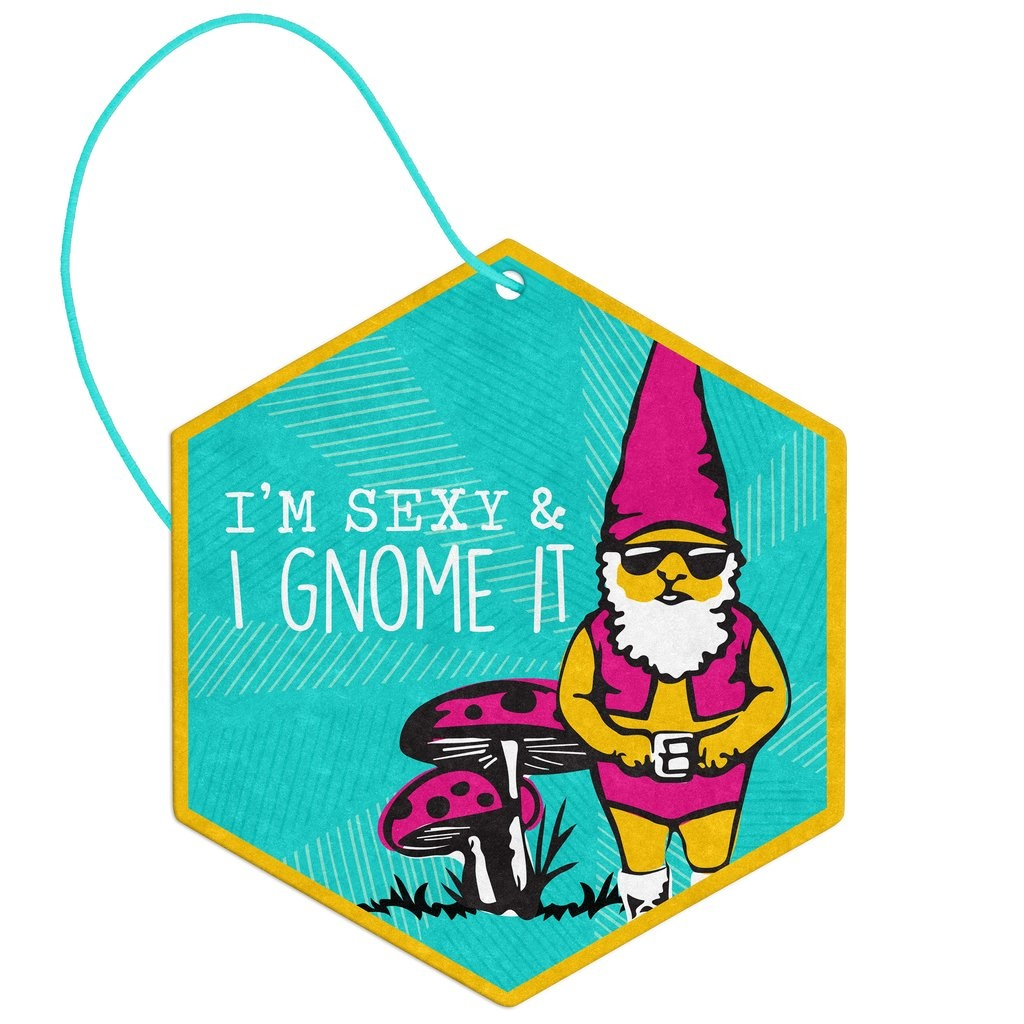 Wit Air Freshener I Gnome It