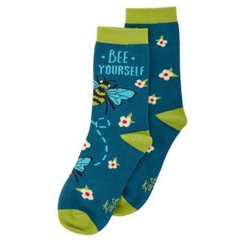 Karma Bee Yourself Socks