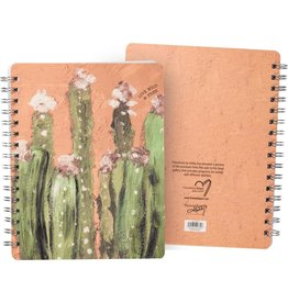 Primitives by Kathy Spiral Notebook- Live Wild