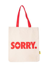 Main and Local Sorry Tote Bag