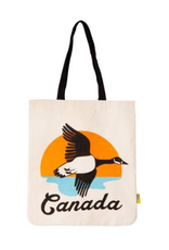 Main and Local Canadian Goose Tote Bag