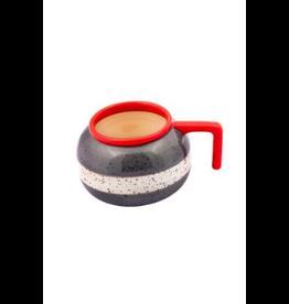 Main and Local Curling  Rock Mug