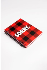Main and Local Sorry Notebook