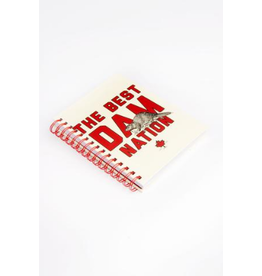 Main and Local Best Dam Notebook
