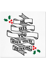 Twisted Wares Holiday Napkins (More styles)
