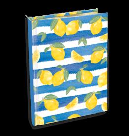 Lemon Stripe Journal