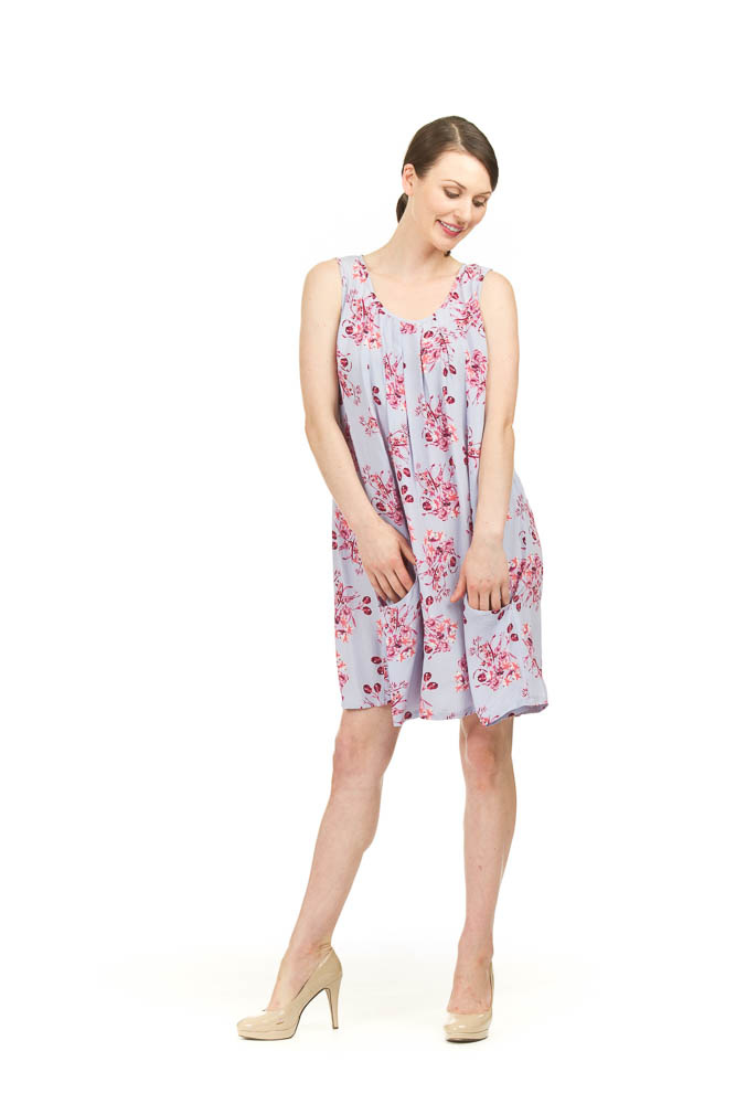 Papillon Clarisa Floral Dress