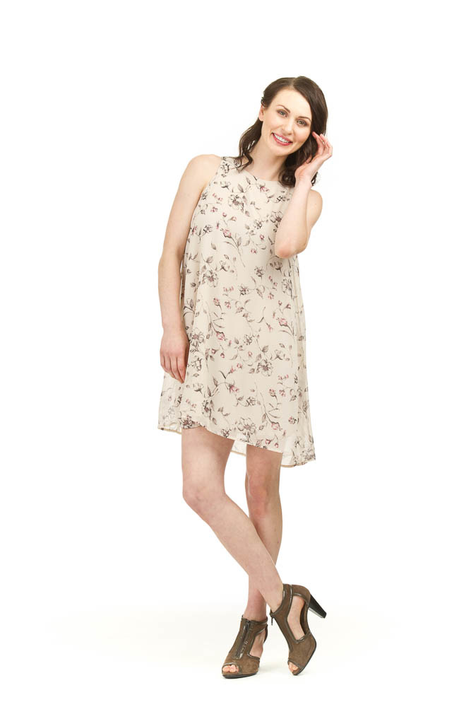 Papillon Tanja Floral Swing Dress
