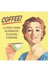 Design Design Napkins- Coffee A Lovely