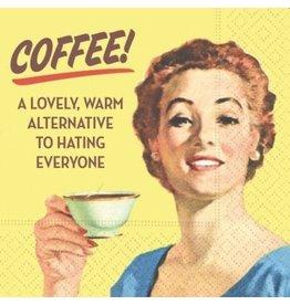 Design Design Napkins- Coffee A Lovely