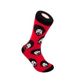 Main and Local David Suzuki Socks