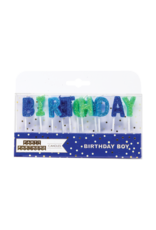 Party Partners Candle Set-Birthday Boy