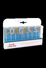 Party Partners Candle Set-Congrats