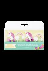 Party Partners Candle Set-Rainbows & Unicorns