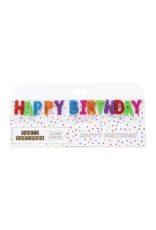 Party Partners Candle Set-Happy Birthday
