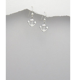 Sterling Drops- sterling anchors