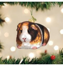 Old World Christmas Ornament- Guinea Pig