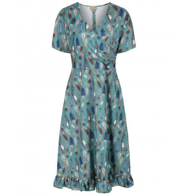 Bryony Feather Dress