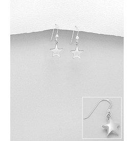 Sterling Drops-Stars