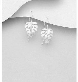 Sterling Palm Leaf Drops