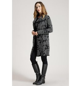 Fashion Village LTD. Two Tone Paisley Jacket (One Size) More Colours